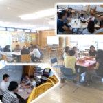ゆめ〜る&カフェミーティング(卒業生の集まり、保護者のみなさんとの茶話会)